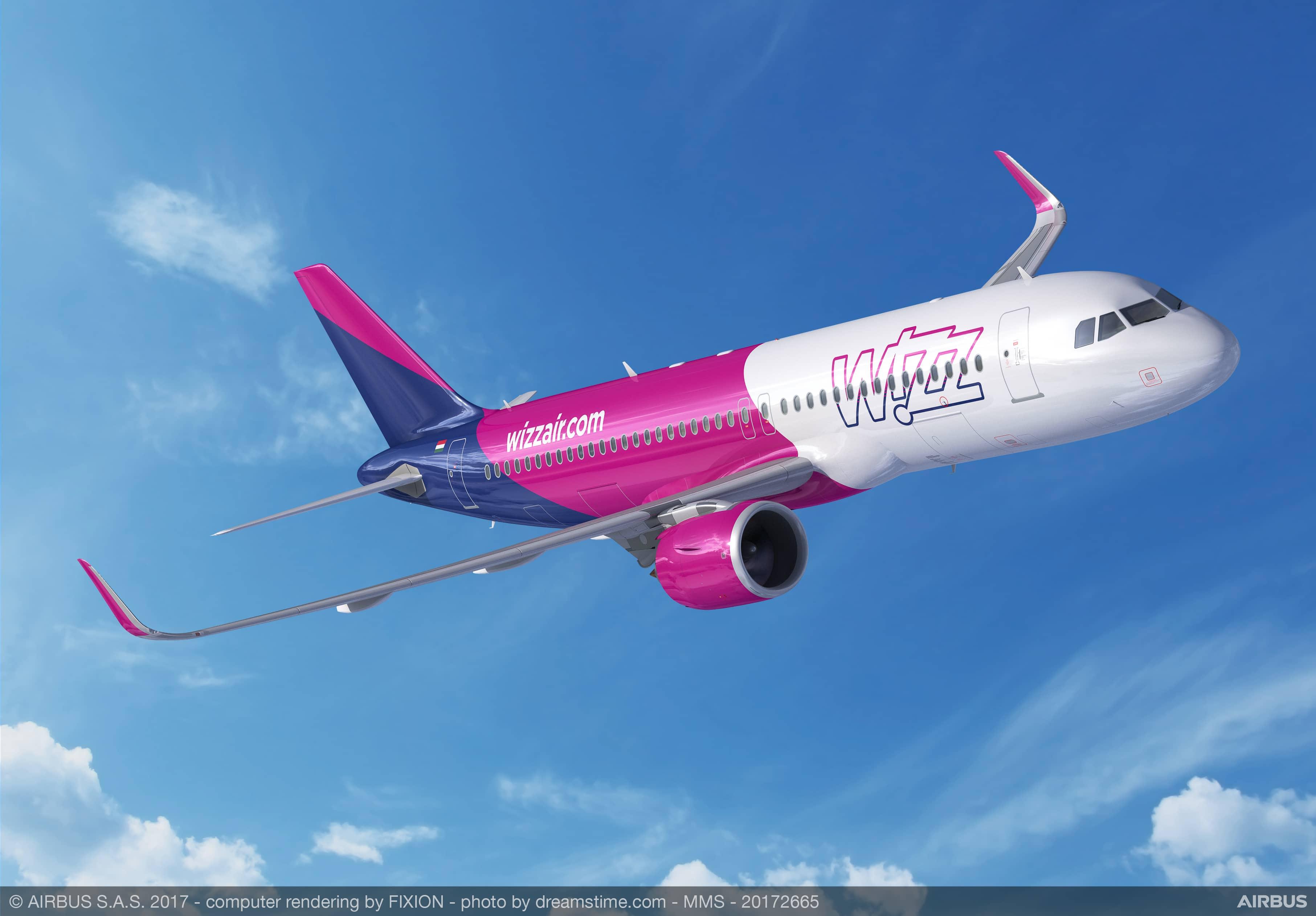 Wizz Air Announces New Base In Lviv Ukraine Aviation24 Be
