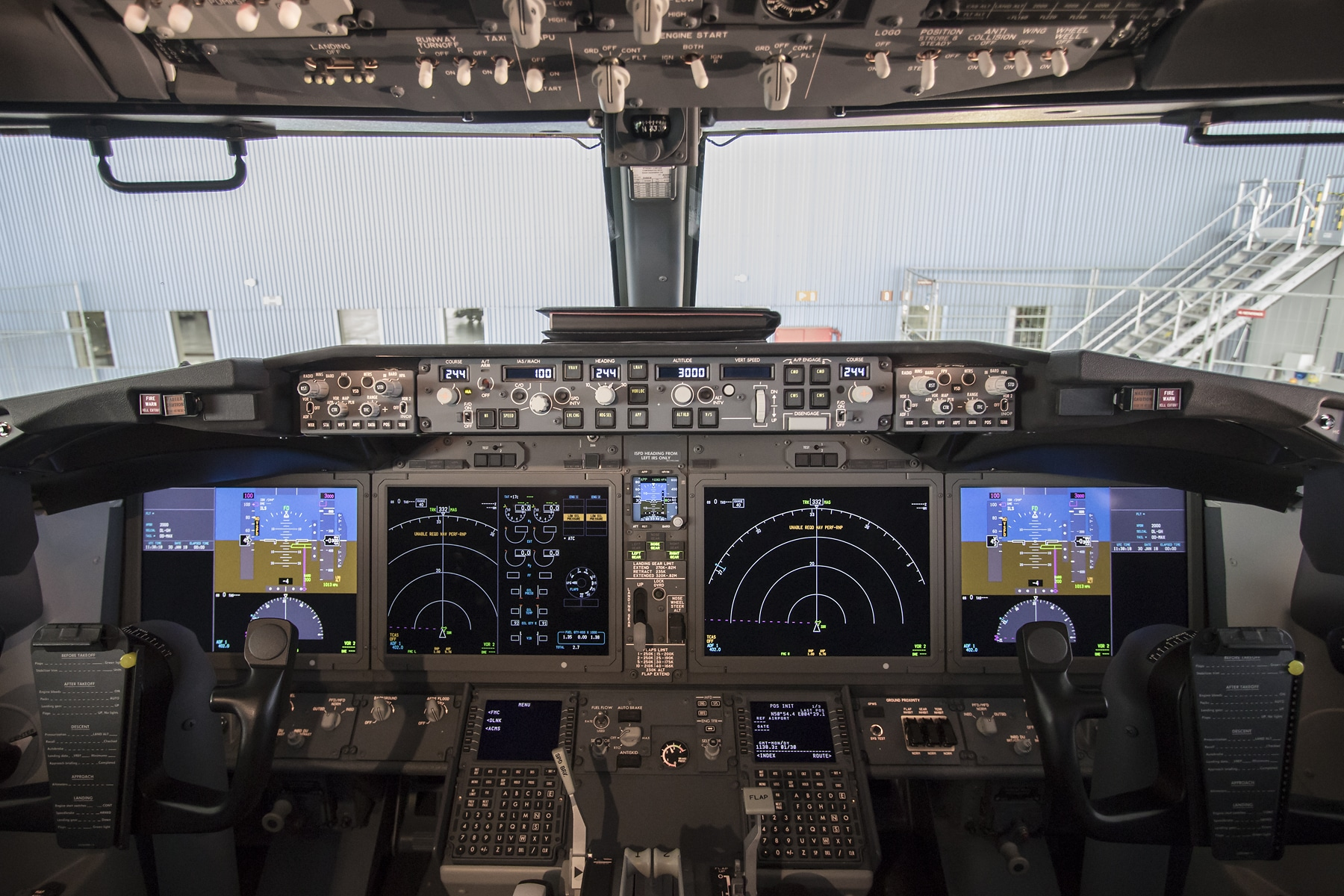 Boeing 737 MAX Automatic Stall-Prevention System (MCAS) not