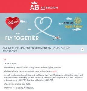 Trip report] Air Belgium Airbus A340 Rehearsal Flight - Aviation24 be