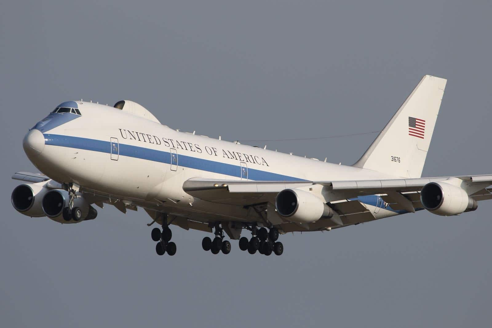 boeing e4b air force one