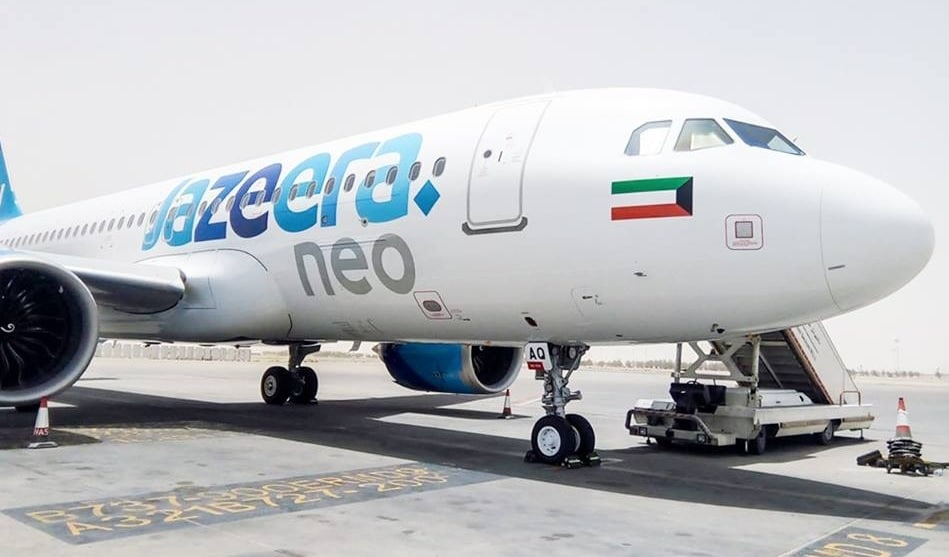 Jazeera Airways takes first Airbus A320neo - Aviation24 be