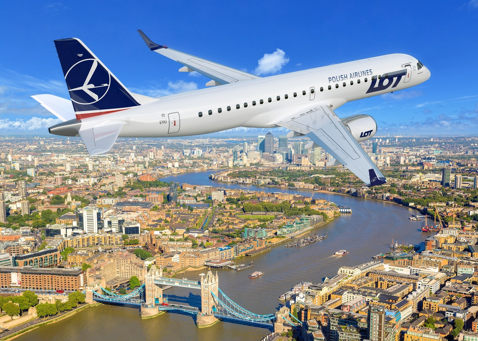 LOT announces new route from Budapest to London City Airport ...
