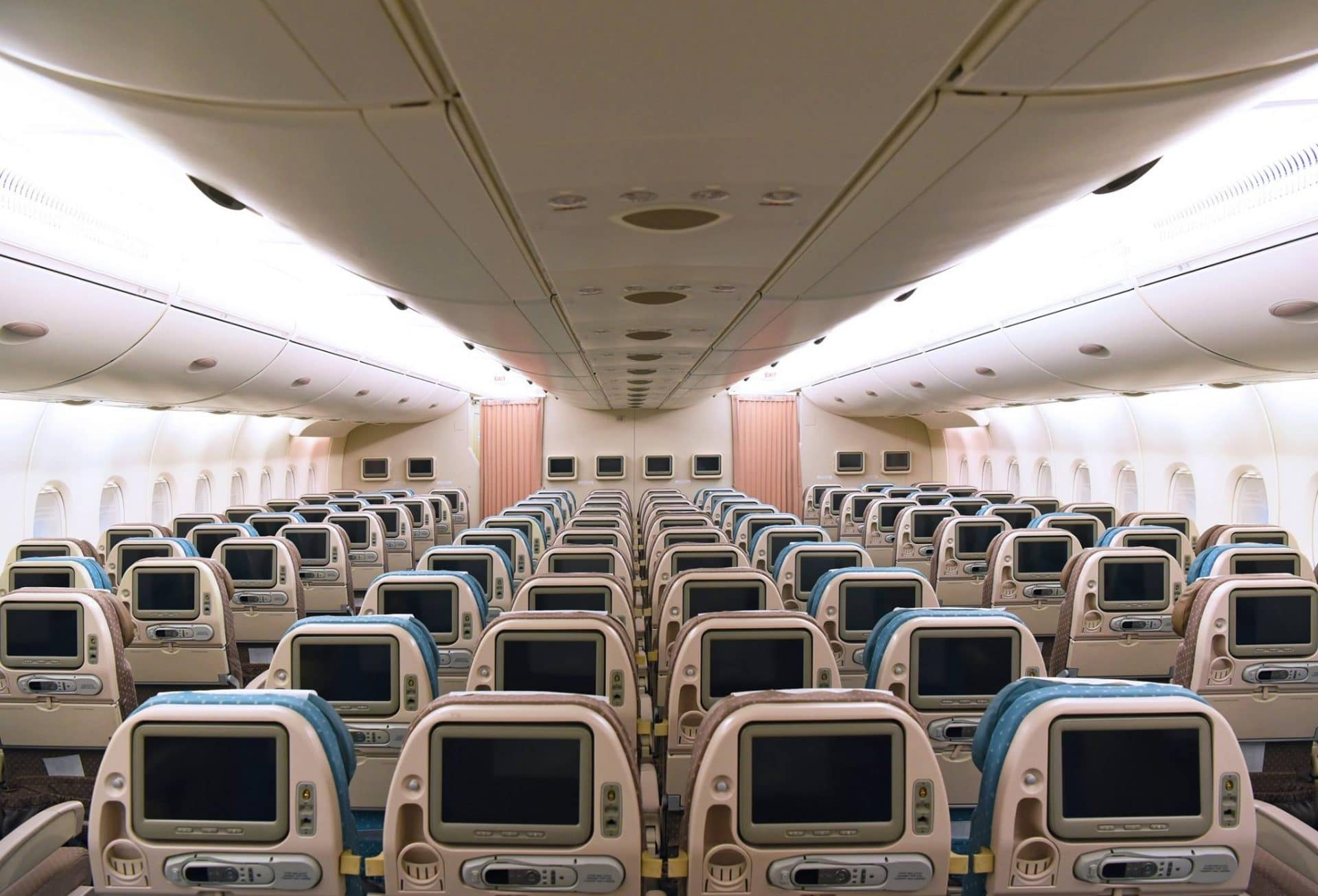 Hi Fly Released Interior Pictures Of Their First Airbus A380