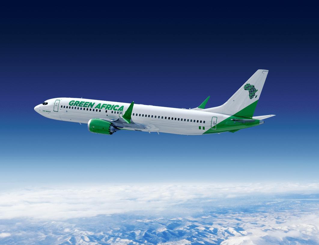 Resultado de imagen para Green Africa Airways