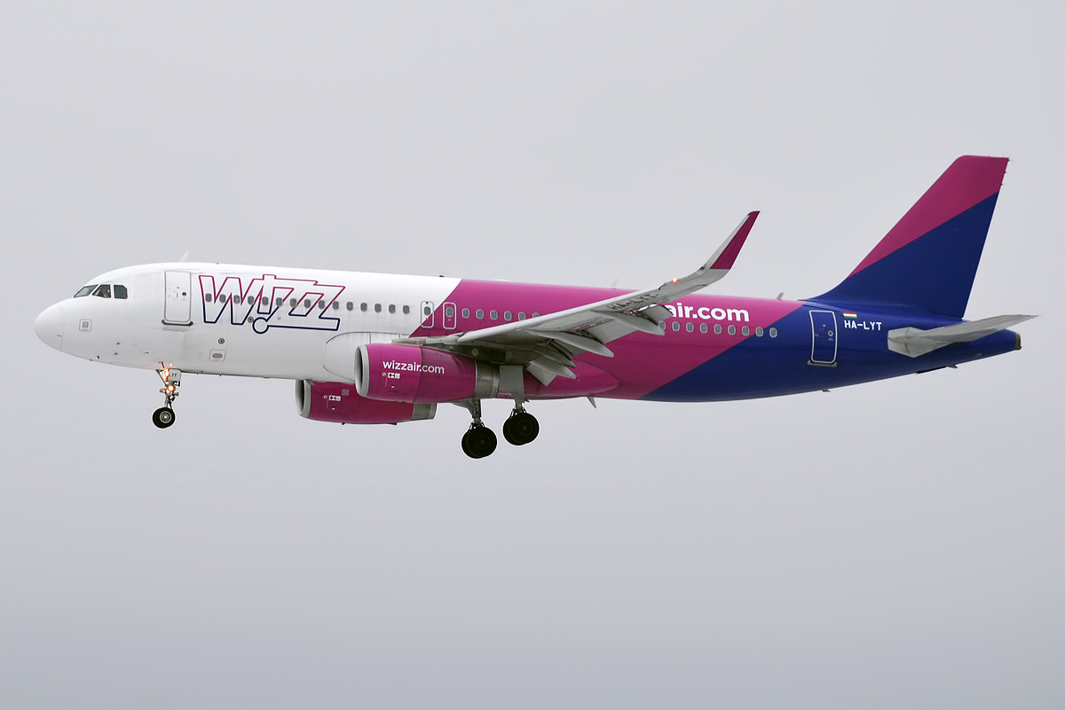 Wizz Air To Open New Base And Add 7 Routes At Doncaster Sheffield Uk Aviation24 Be