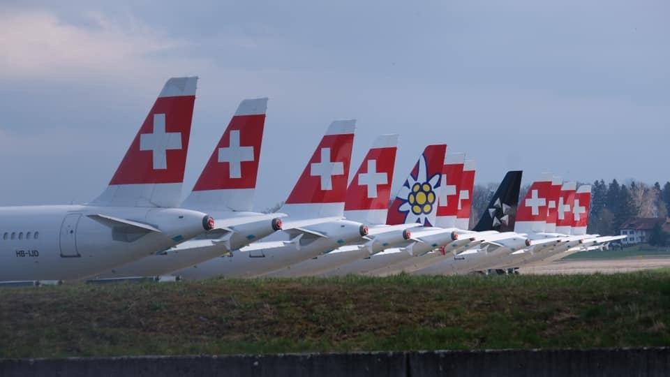 [Coronavirus] Swiss Federal Council fleshes out support for airlines (SWISS, Edelweiss, easyJet Switzerland)