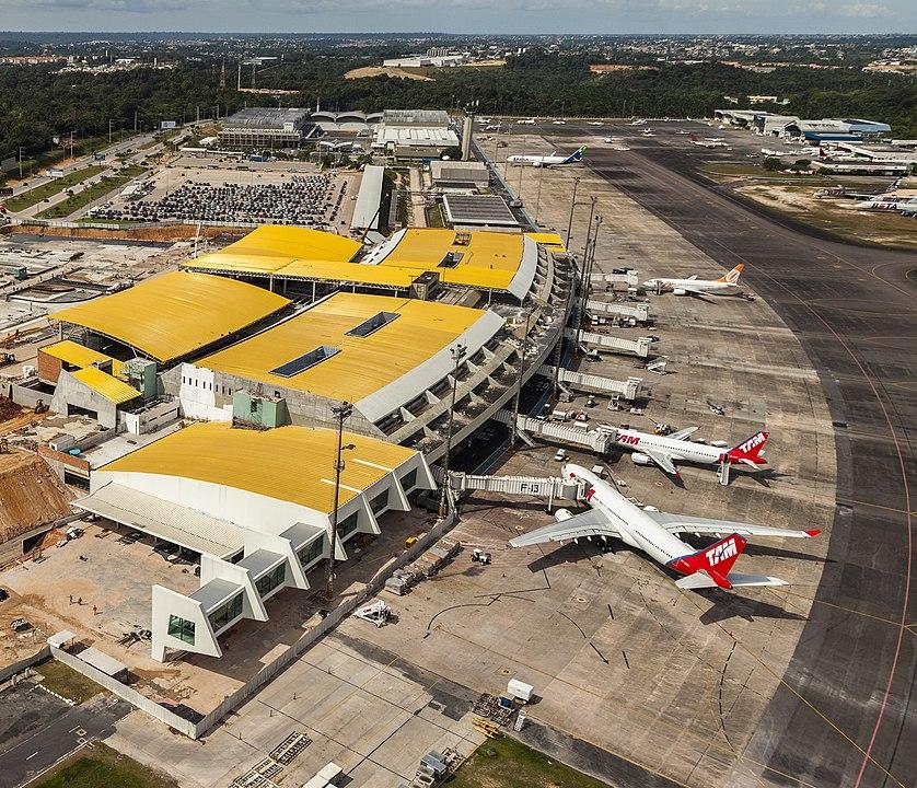 Manaus Airport 2014.
